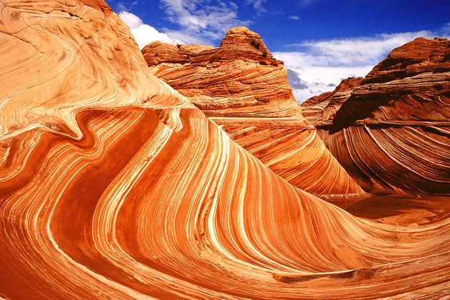 Каменные волны в США - фото 1