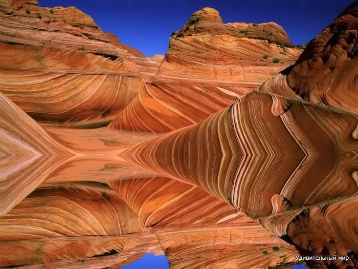 Каменные волны в США - фото 3