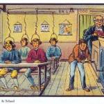 1900 год: мысли французов о жизни в 2000 году. Это прикольно!