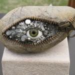 Японский художник, создающий невероятные каменные скульптуры