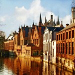Брюгге – город-сказка