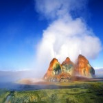 Гейзер Флай — удивительное природное явление