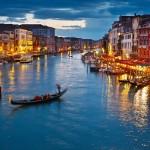 Венеция — город, расположенный в небесных водах!