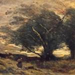 Камиль Коро — французский художник, написавший свыше 2000 картин!