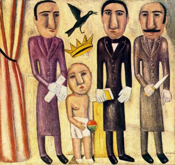Картина Карло Карра