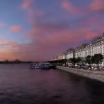 Период Белых ночей в Петербурге — это очень красиво!