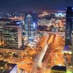 Город, уходящий в небо, — Сеул