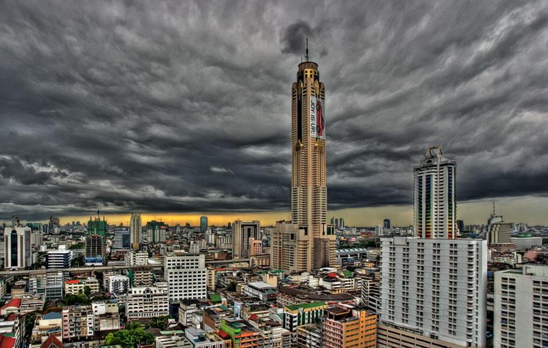 84-х этажный отель «Байок Скай»