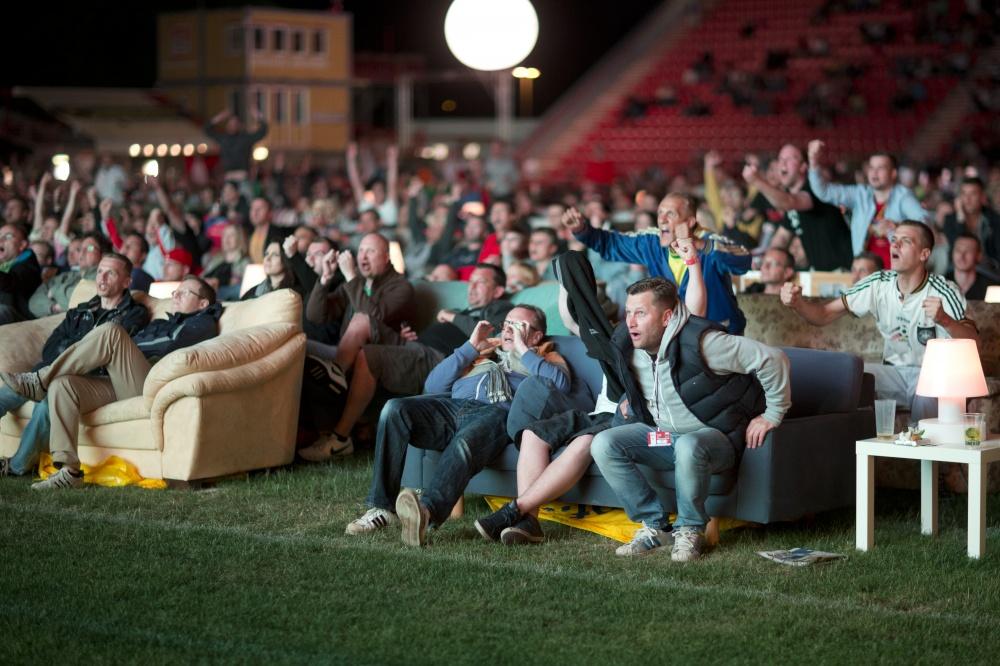 правильный просмотр футбола