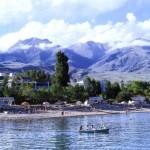 Достопримечательности Средней Азии. Первозданный Иссык-Куль