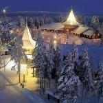 Встречаем 2016 Новый год в Финляндии!