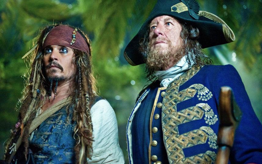 Film Pirates of the Caribbean: On Stranger Tides