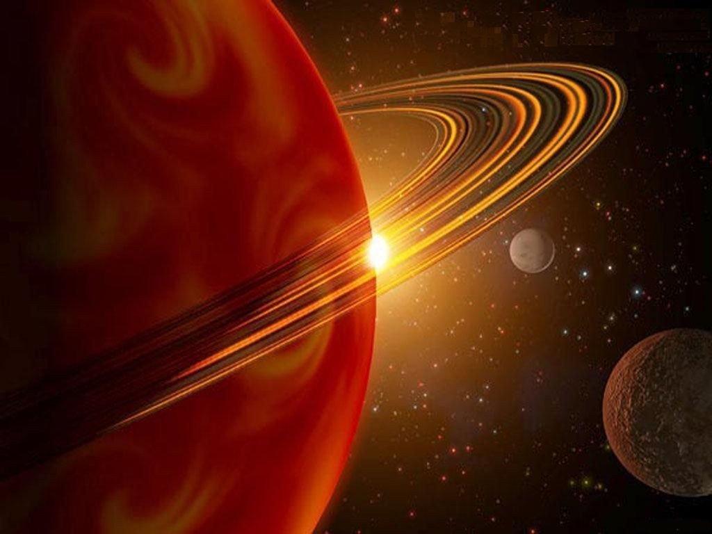 Планета: Сатурн