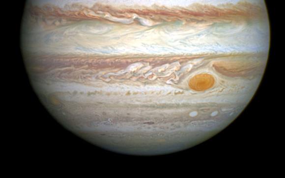 Пятно планеты Юпитер