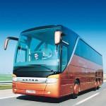 Поездки по Европе автобусом