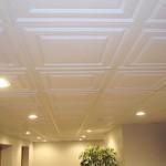 Что такое клеевой потолок