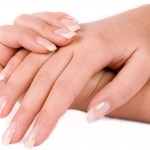 Укрепление ногтей в зимнее время