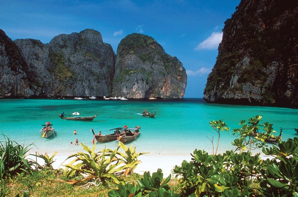 Таиланд. Остров Пхи Пхи