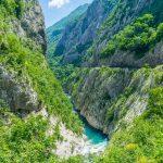 Черногория — крошечная жемчужина Адриатики