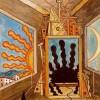 Метафизическая живопись — удивительная геометрия форм